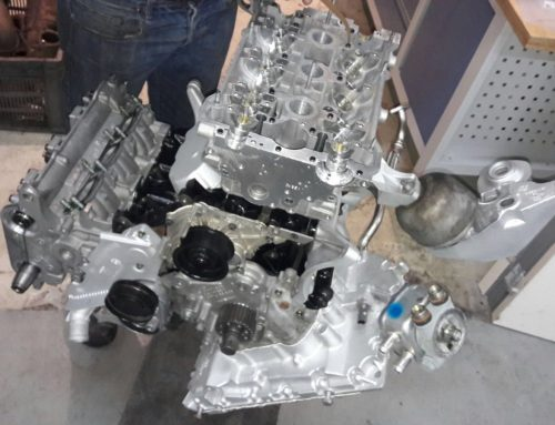 Big progress on the engine