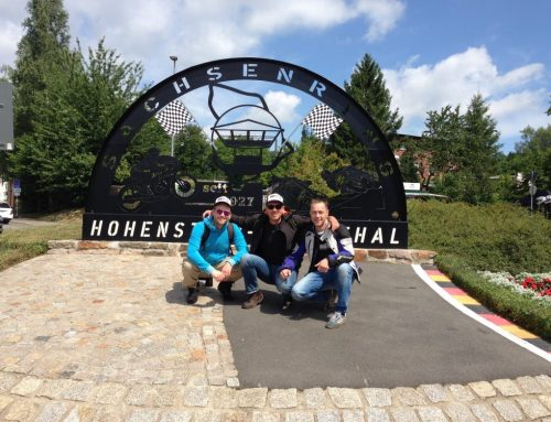 Epic trip to the MotoGP Sachsenring 2017