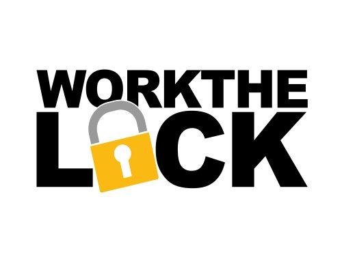 Logo Work the Lock