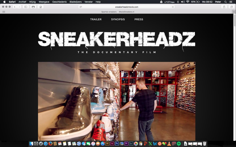Sneakerheadz documentary