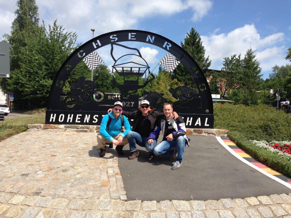 Epic trip to the MotoGP Sachsenring 2017