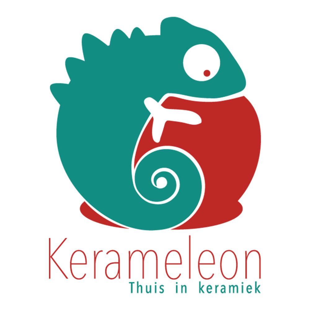 """Logo """"Kerameleon"""""""